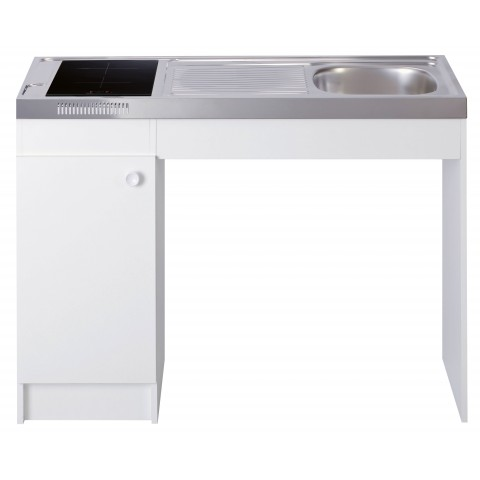 Cuisinette 120 PMR 1 porte Induction - PMRCUI120DI